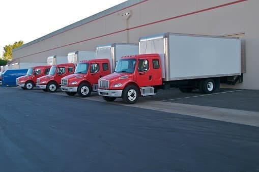 Delivery Trucks - Trucking Companies in California